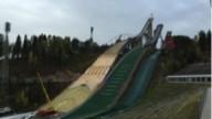 フィンランド ジャンプ台